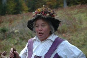 Teta Pehta je bil zalo prijazna. Izvedeli smo, da je bila navdušena zeliščarka in pogledali smo si njen skrivni laboratorij.