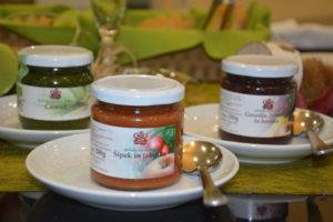 ... domače marmelade in ...