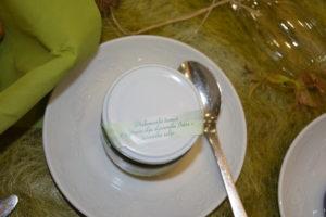 ... zanimiva kombinacija - prekmurski čemaž v oljčnem olju slovenske Istre s piransko soljo.
