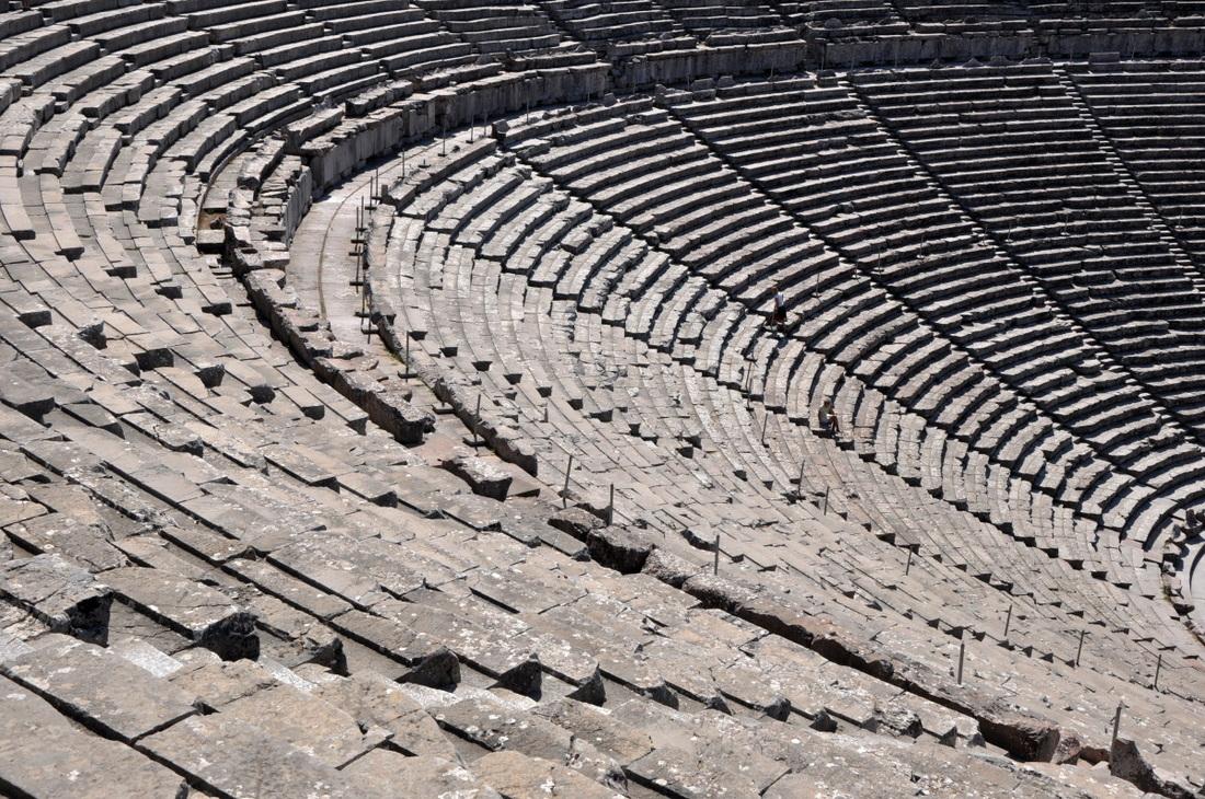 Starogrško gledališče
