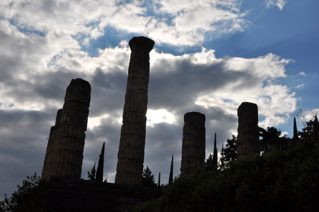 Delfi - Grčija