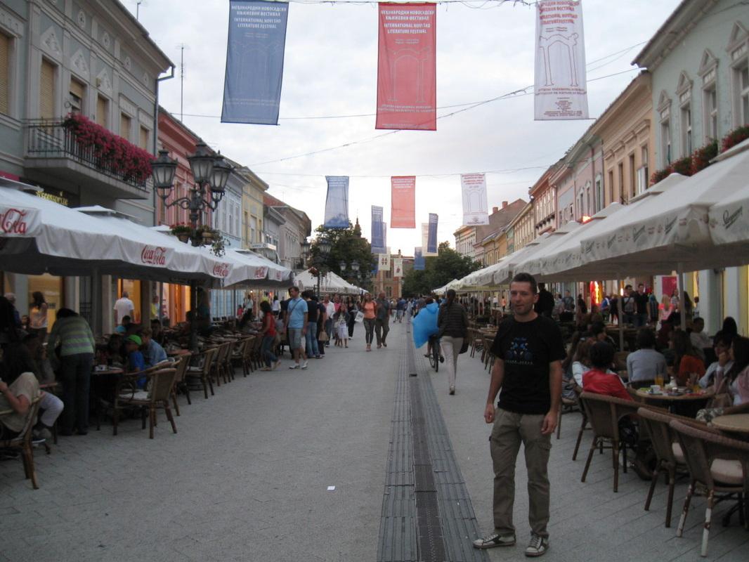 Novi Sad - Zmaj Jovina ulica