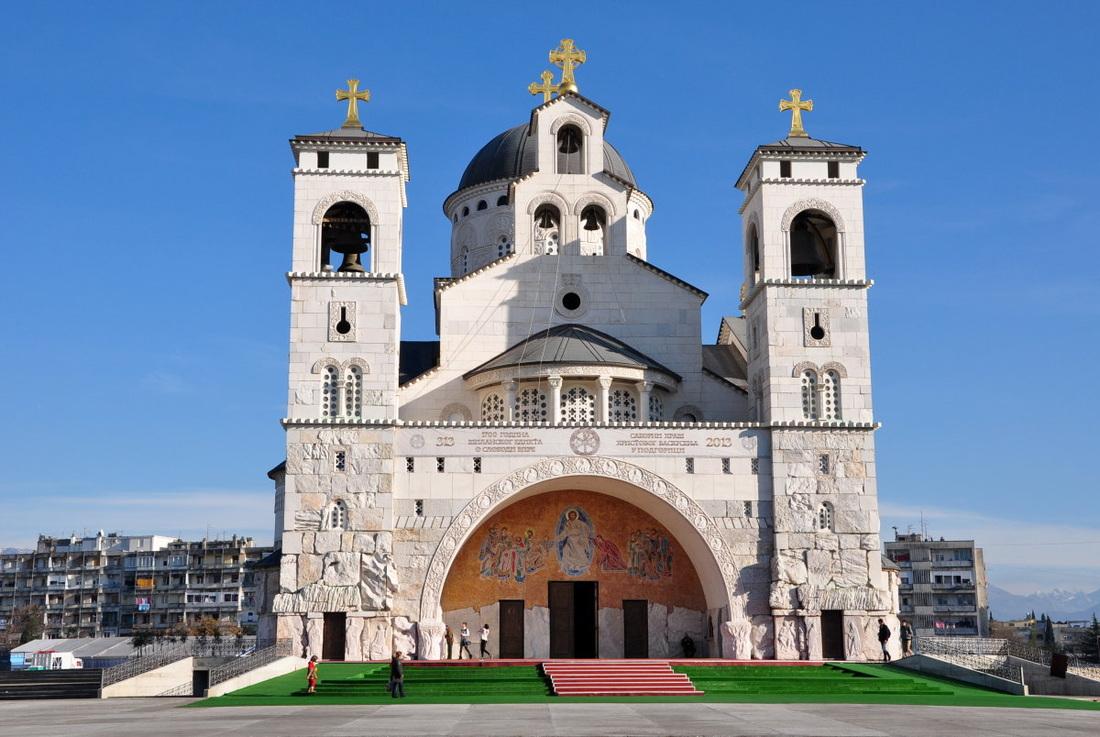 Črna Gora - Podgorica