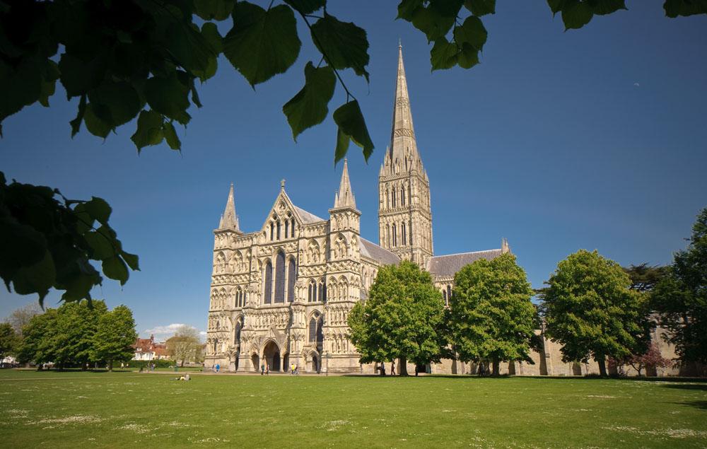 Salisbury Anglija