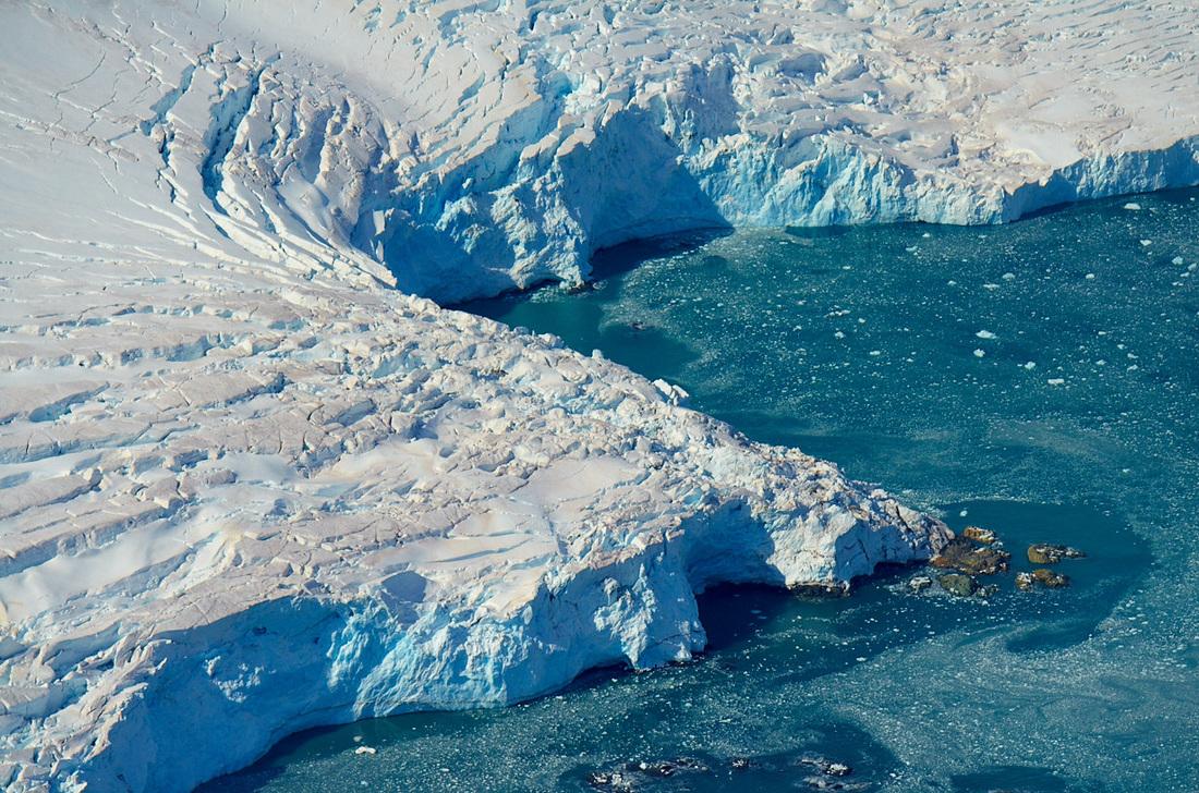 Antarktika -ledenik