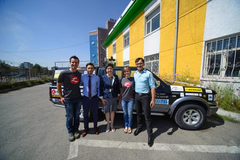 Gremo v Mongolijo