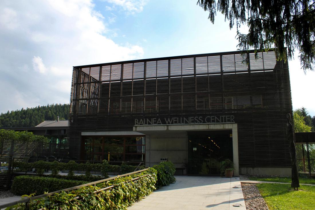 Wellnes center Balnea, ki ponuja številna doživetja za odrasle in otroke.
