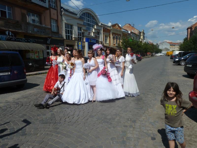 Ukrajina - praznik plodnosti