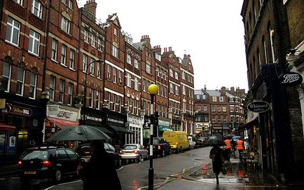 Hampstead London
