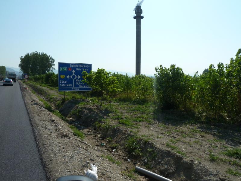 Vzhodna Evropa - Baiu Mare