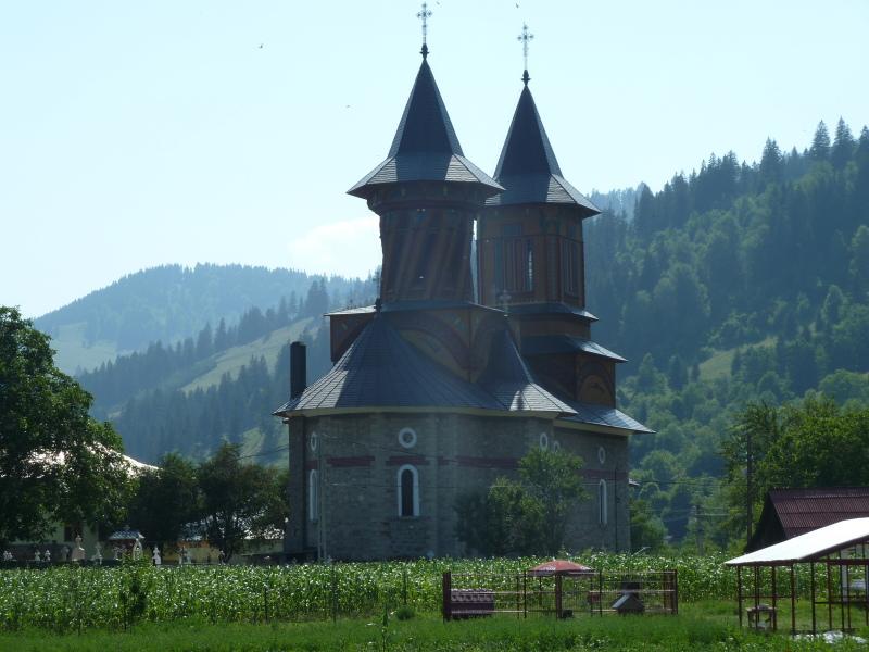 Vzhodna Evropa - cerkvena arhitektura