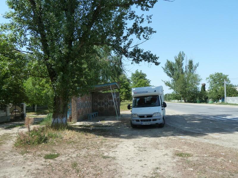 Vzhodna Evropa - Comrata avtobusna postaja