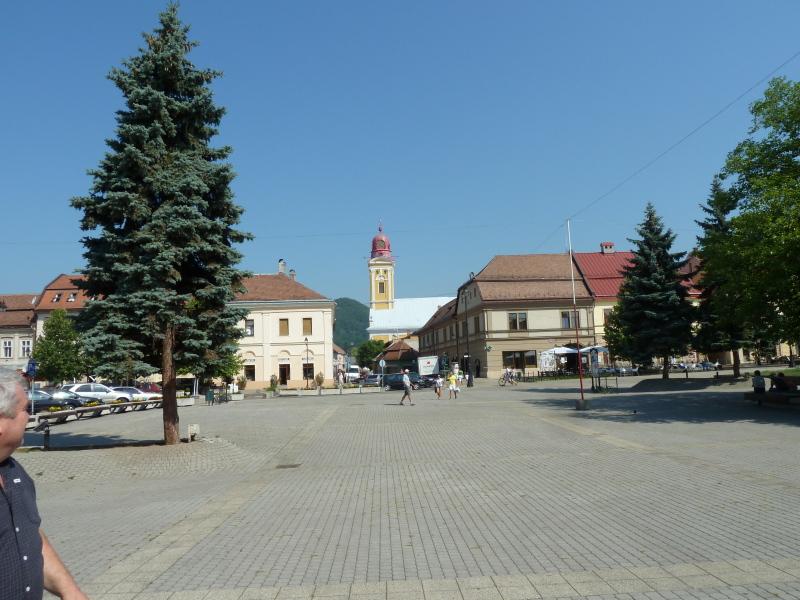 Vzhodna Evropa - glavni trg v Baiu Mari