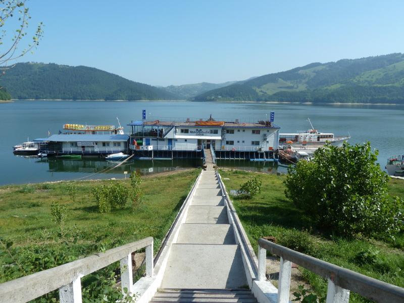Vzhodna Evropa - jezero Bistrita