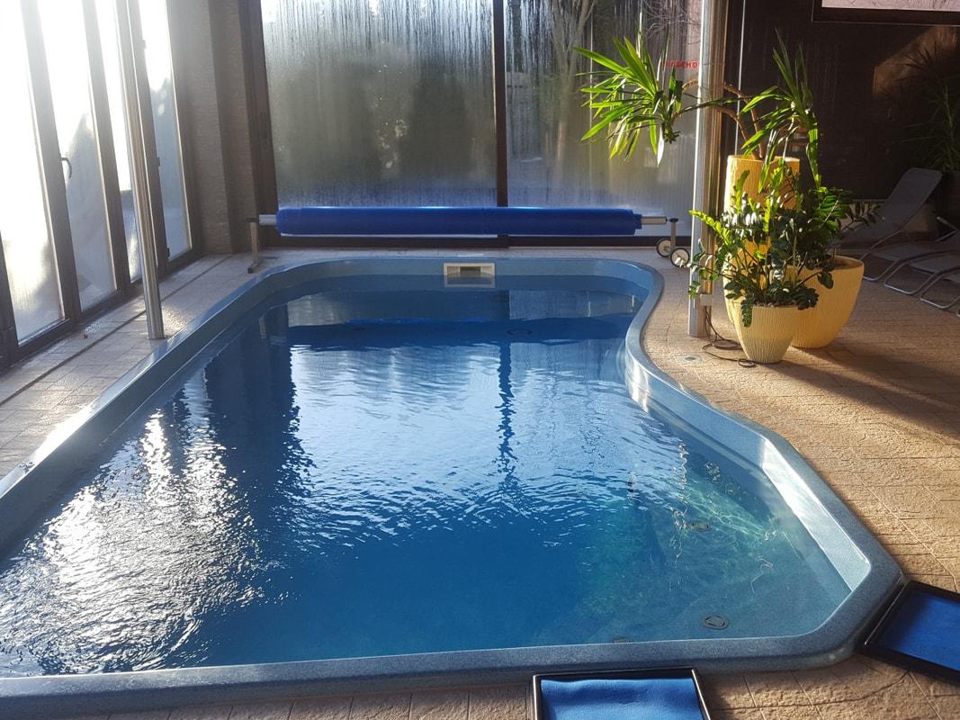 Hotel Štrk - bazen
