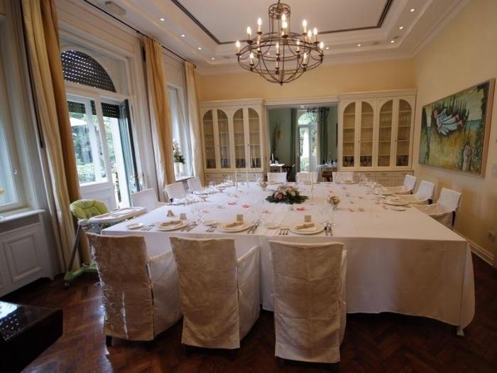 Lovran - poroka notri Hotel Villa Astra