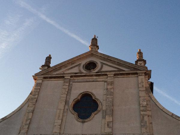 Reportaža Barbariga - Cerkev Sv. Blaža