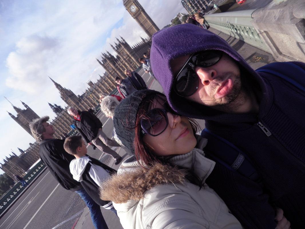 Žiga v Londonu