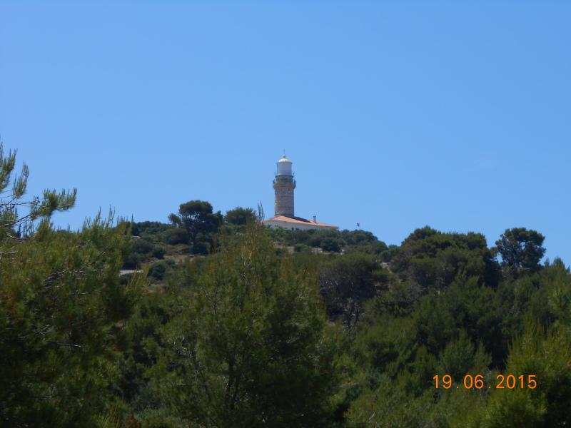 Lastovo - svetilnik Struga