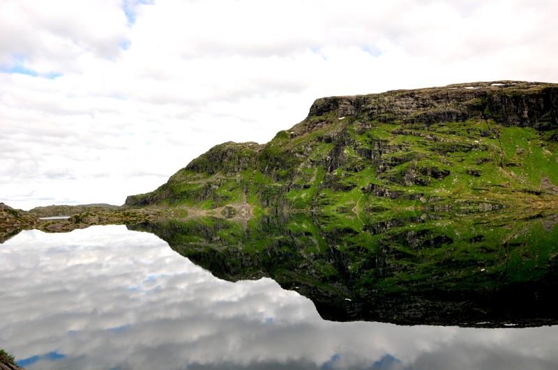 Skandinavija - odsev gora