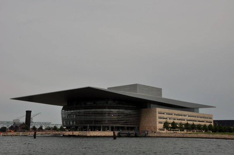 Skandinavija - Kobenhavn opera
