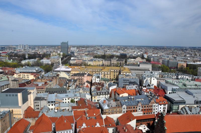 Latvija - glavno mesto Riga