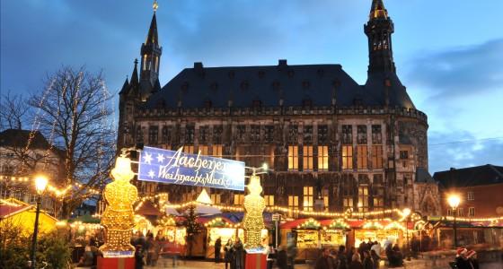 Predbožična Nemčija - Aachen