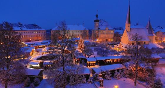 Predbožična Nemčija - Bavarska