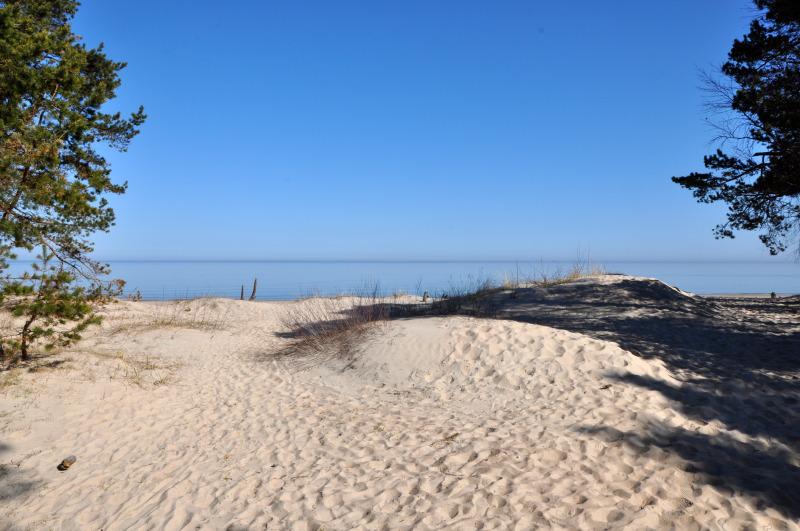 Latvija - peščene plaže