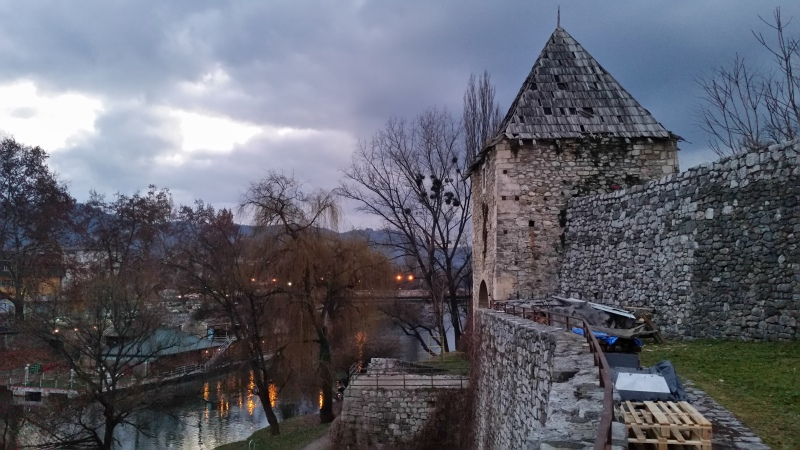 Silvestrovanje v Banja Luki - Kastel