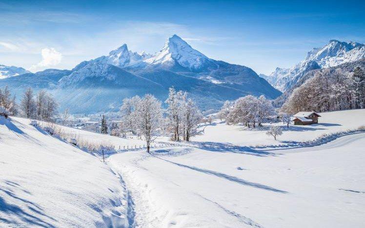 7 zimskih sprehodov po svetu