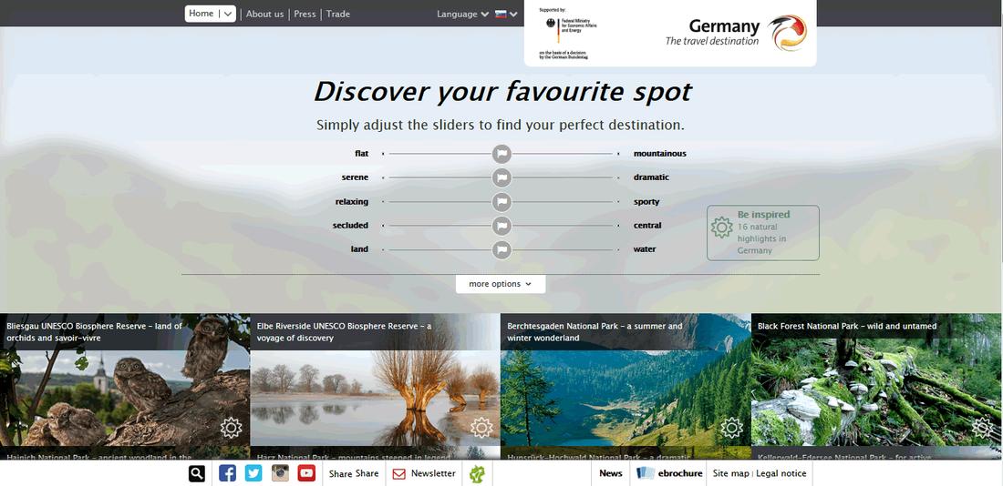 Nemčija - iskalnik