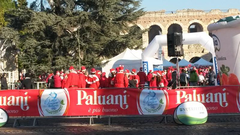 Benetke in Verona - božičkov tek v Veroni