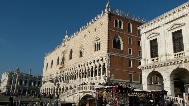 Benetke in Verona - Doževa palača