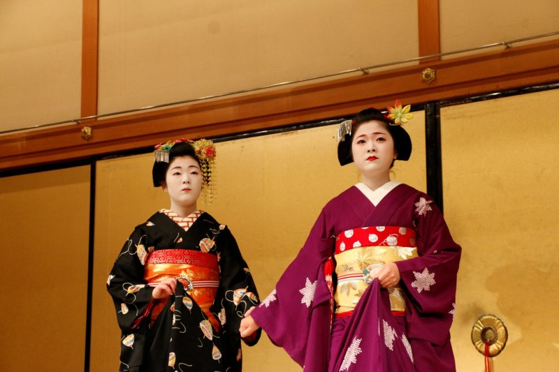 Japonska - Maiko in geisha