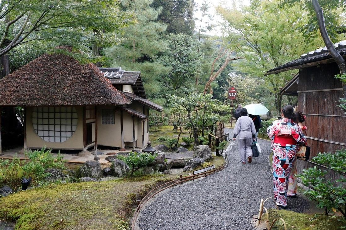 Japonska - tempelj Kodaji