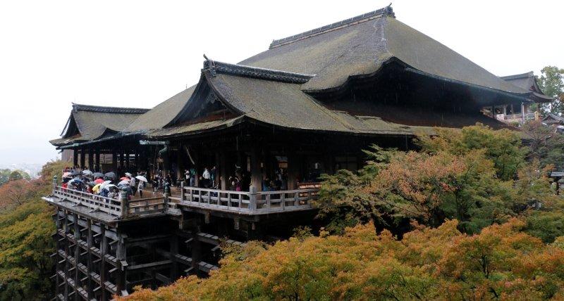 Japonska - Kiyomizudera