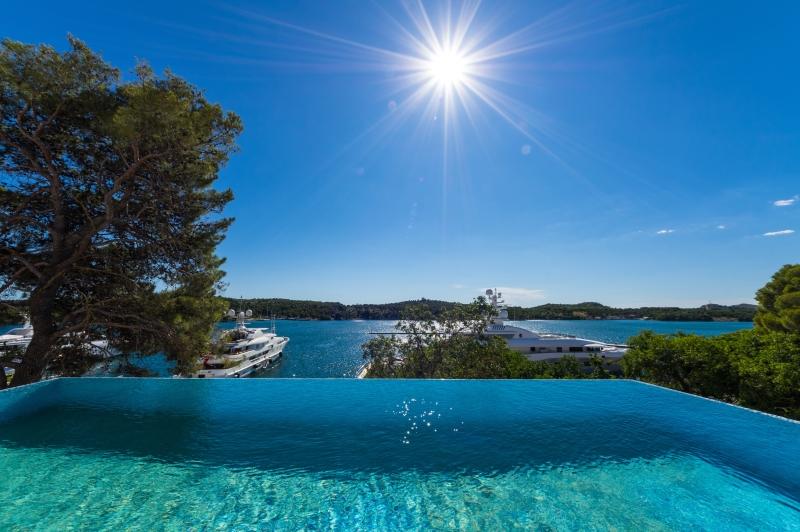 D-Resort Šibenik bazen