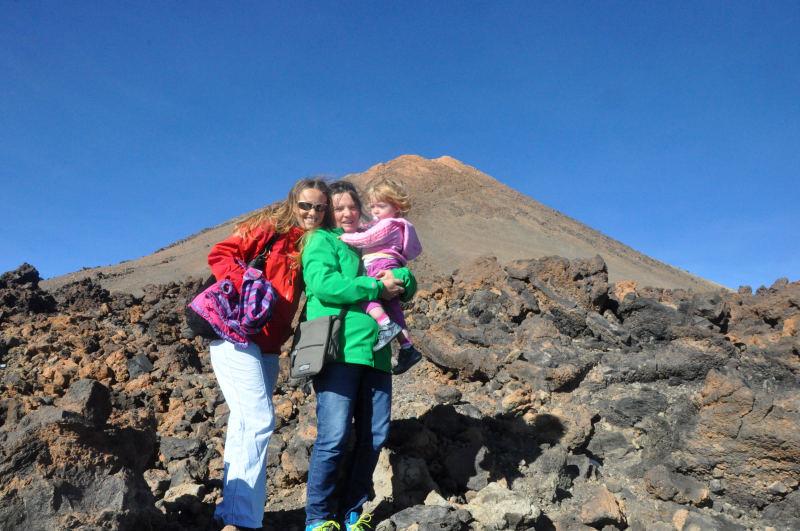 Tenerifi - Pico del Teide
