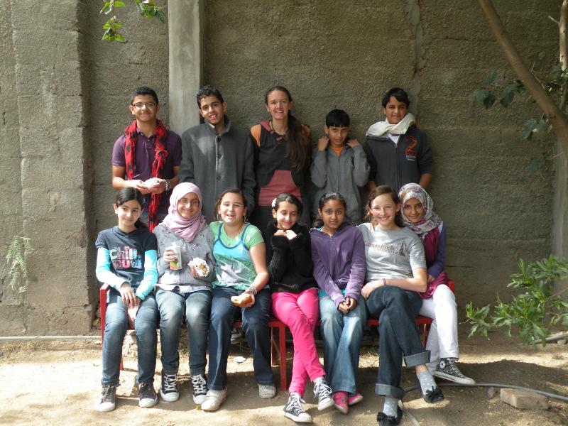 Jemen - šola