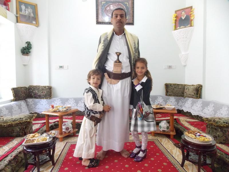 Jemen - obisk k ženskim sorodnicam