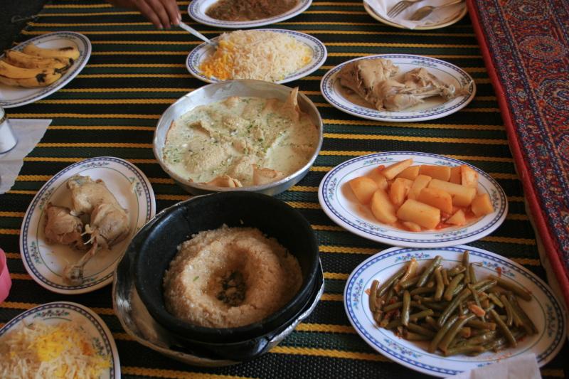 Jemen - hrana