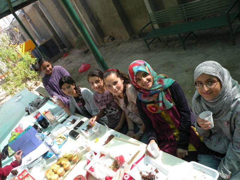 Jemen - učenke