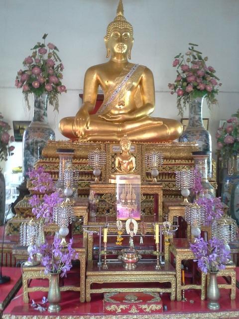 budistični oltar
