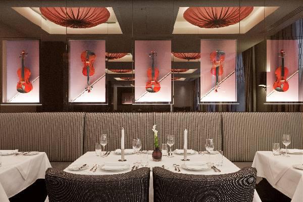 Restavracija © Steigenberger Grand-hotel Handelshof Leipzig
