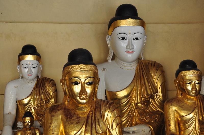 pagoda, kipi Bude