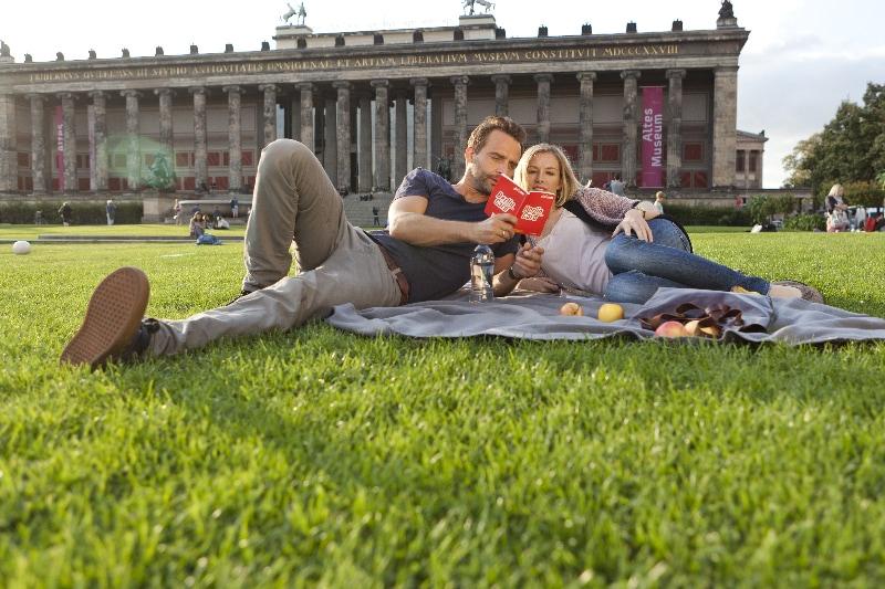 Družina s kartico ugodnosti Berlin WelcomeCard