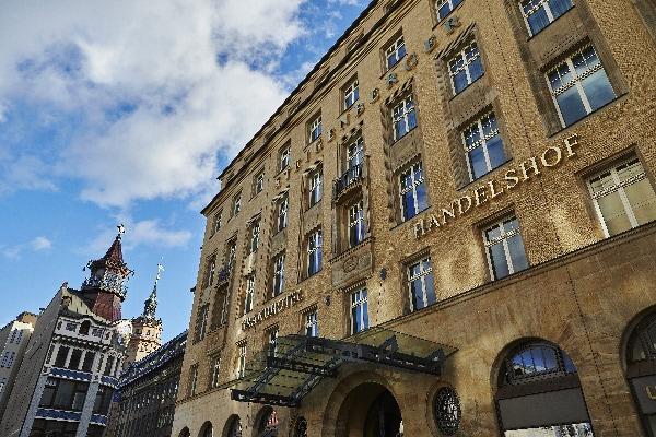 Steigenberger Grand-hotel Handelshof Leipzig © Steigenberger Grand-hotel Handelshof Leipzig