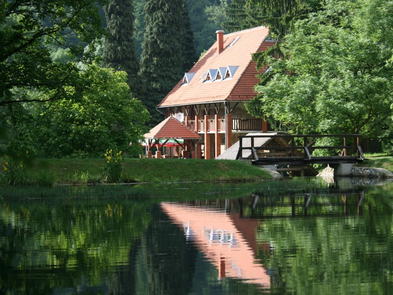 Slavonija - gozdni park Jankovac