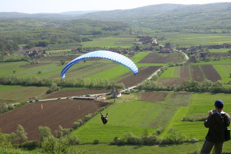 Slavonija - padalstvo